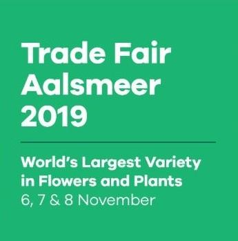Visit Floricultura at the Trade Fair Aalsmeer 2019